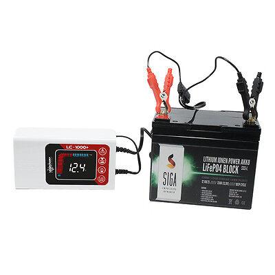 Lihtium Blei Säure Batterie Ladegerät 12V 1A 3A 7A 10A Roller KFZ LKW Motorrad