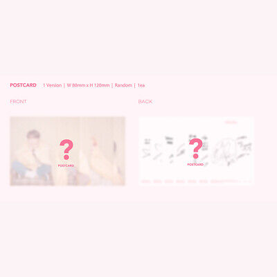 BTS MAP OF THE SOUL : PERSONA Album 4SET CD+Photobook+Card+Etc+Tracking Number 9