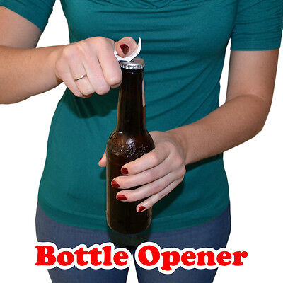 (10) Shotgun Keychain Can Shotgunner Beer Tool Drinking Game Bottle Opener 3