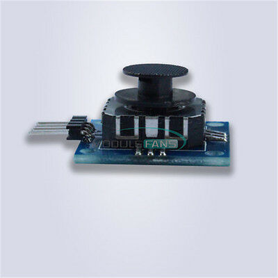 PSP 2-Axis Analog Thumb GAME Joystick Module 3V-5V For arduino PSP M 4
