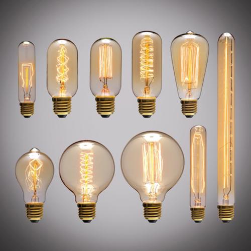 E27 40w Vintage Led Edison Ampoule Filament Clair Décoration de Maison 3
