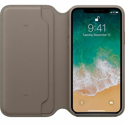 Genuine Leather Folio Flip Wallet Case Cover For Apple iPhone XR XS 6S 7 8 Plus 9