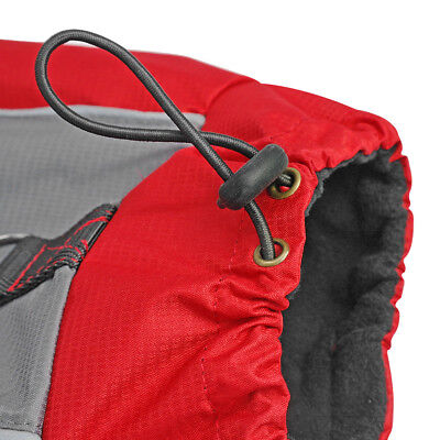 Dog Winter Coat Waterproof Pet Reflective Fleece Clothes Jacket French Bulldog 4