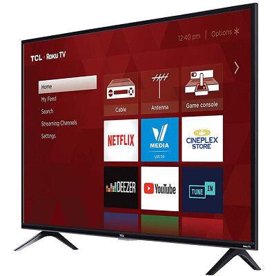 "TCL 40"" Full HD Roku Smart LED TV - 40S325 3"