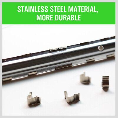 "3pc Socket Holder Rail | 1/4"" 3/8"" 1/2"" Rack Mount Steel Drawer Tray Organizer 5"