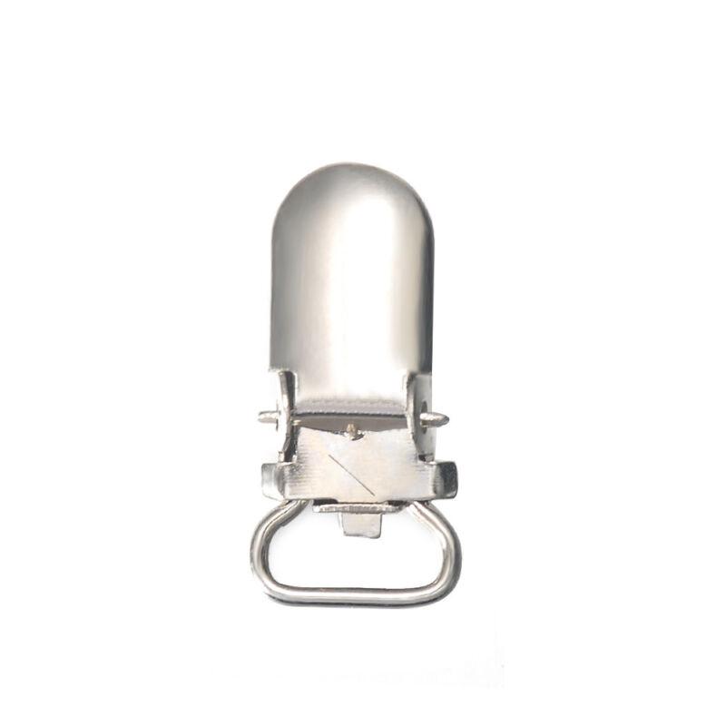 10PCS Insert Pacifier Metal Holder Suspender Clips Mitten For DIY Craft 10mm Lot 6