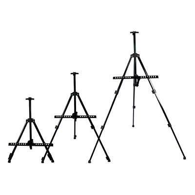 Artist Field Studio Painting Easel Tripod Display Telescopic White Board Stand