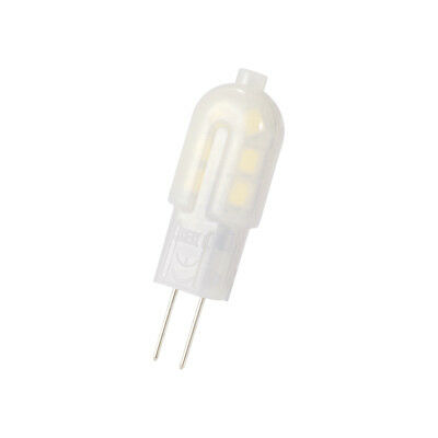 10X CE ROHS G4 12V 2W 6500K 300lm LED Halogen Capsule Light Lamp Cool Warm White 2