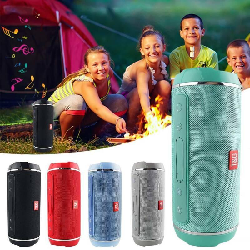 40w Portable Wireless Bluetooth Speaker Waterproof Bass Stereo USB/TF/AUX MP3 UK 2