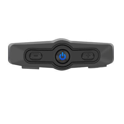 Albrecht BPA 400 Bluetooth Motorrad Headset für Smartphone Zumo & TomTom Rider 4