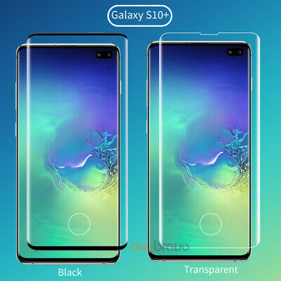 Samsung Galaxy S10 5G S9 S8 Plus Note 10 9 8 Tempered Glass Screen Protector 11