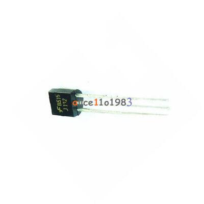 50PCS J112 FSC TO92 N-channel JFET Transistor Nouveau TO-2 S8