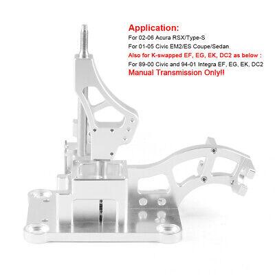 Shift Knob Billet Shifter Box for Acura RSX / K Series Engine EG Civic EK DC2 EF 3