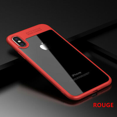 Coque Pour iPhone 8 7 6S 6 PLUS 5S XR X XS MAX Housse Protection Antichoc Case 9