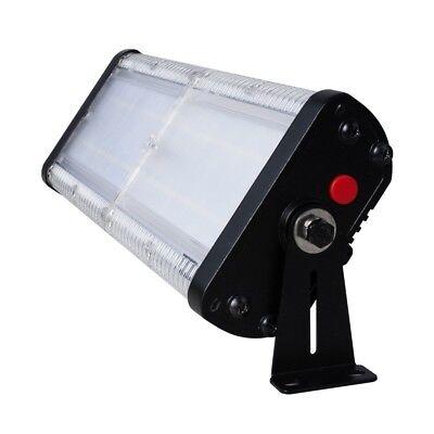 faretto a led a energia solare faro lampione con pannello fotovoltaico lampada 4