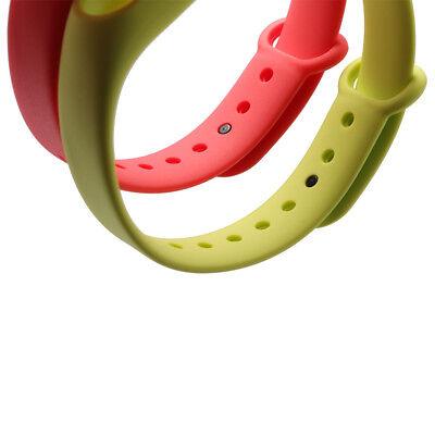 Correa Pulsera Reloj Actividad Xiaomi Mi Band 3 Smartwatch Recambio De Colores 4