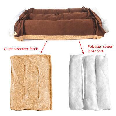 Large Pet Bed Mattress Dog Cushion Pillow Mat Washable Soft Winter Warm Blanket 6