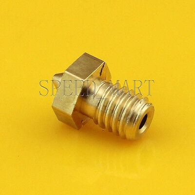 0.5mm Nozzle 3D Printer Extruder Head Hot End for J-head 3.0mm Filament 3