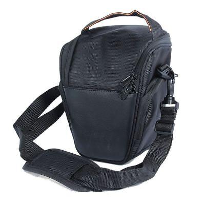 Black Backpack SLR Case Camera Bag Waterproof for Canon Nikon Sony SLR DSLR