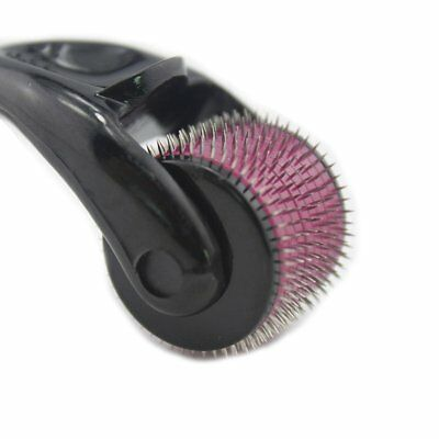 New Titanium Microneedle 540 Needle Roller Acne Skin Hair Loss Wrinkles Derma MM 3