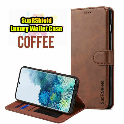 Samsung Galaxy S8 S9 S10 S20 Plus S10E Note 9 10 Wallet Leather Flip Case Cover 9