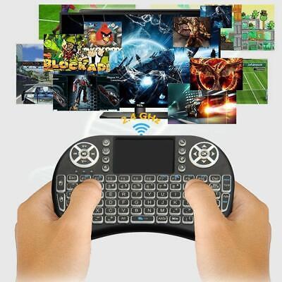 Android TV Box Mini Wireless Remote Control Keyboard for Smart TV KODI XBMC PS4 3