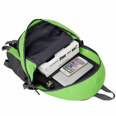 40 Liter Waterproof Outdoor Sports Bag Backpack Travel Hiking Camping Rucksack 9
