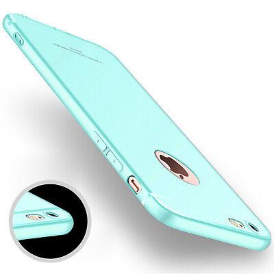 Antichoc amorti coque case protection mat iPhone 6s 7 8 Plus X XR XS Max 11 Pro 6