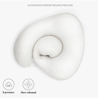 Travel U Shaped Neck Pillow Support Head Rest Cushion Sleeping Pad Memory Foam 7