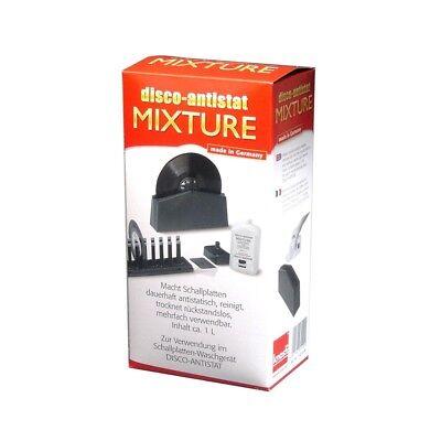 KNOSTI disco-antist mixture LITRO liquido x macchina lava dischi pulizia vinile 2