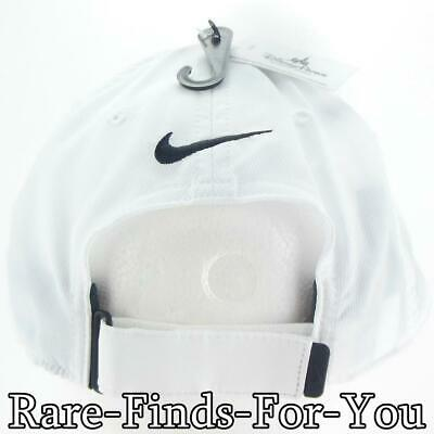 Disney Parks Nike Dri Fit Mickey Mouse White Grey Golf Baseball Cap Hat NEW/TAGS 4