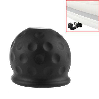50mm Rubber Car Hitch Cover Tow Bar Ball Case Towball Protect Caravan Trailer 5
