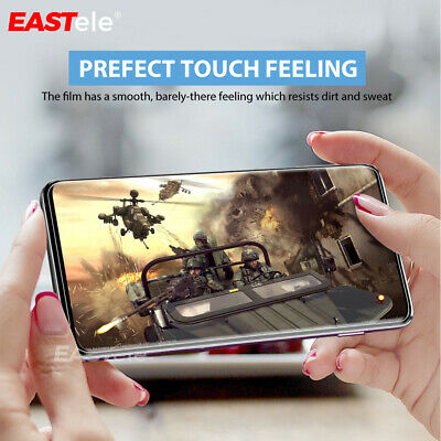 EASTele Samsung Galaxy S10 S9 S8 Plus Note 9 HYDROGEL AQUA Full Screen Protector 6