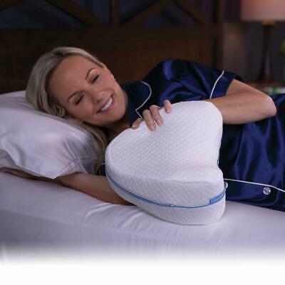 Almohada para piernas Knee Pillow Se adapta a tu cuerpo Descanso de calidad 3