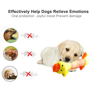 UK Funny Soft Pet Puppy Chew Play Squeaker Squeaky Cute Plush Sound For Dogs Toy 9