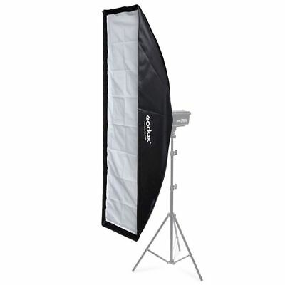 Godox Softbox 40x180cm rettangolo strip attacco bowens griglia flash da studio 3