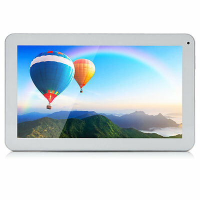 "iRULU 10.1"" Android 5.1 Lollipop 10 Inch Tablet PC 8G Quad Core GMS White BT New 2"