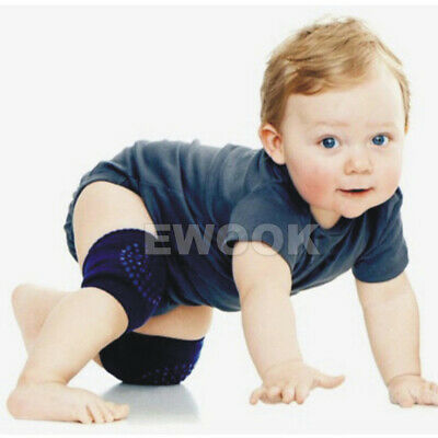 Unisex Baby Crawling Cushion Knee Pads Safety Infant Toddler Anti-slip Protector 3
