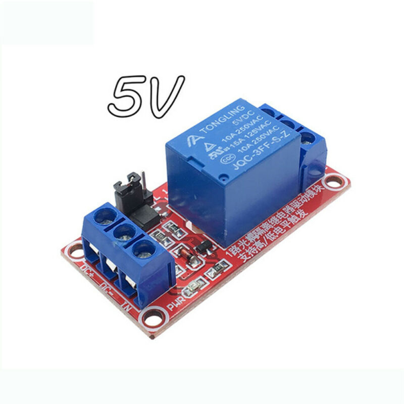 1channel With Optocoupler 5V Isolation Extend Board Relays Modules Relay Module~ 4