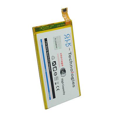 GLK-Technologies Akku für Sony Xperia Z3 Compact AKKU D5803 D5833 LIS1561ERPC FF 5