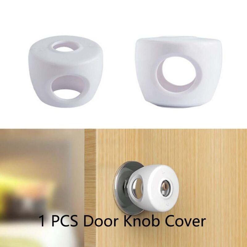 1PC Child Proof Safe Door Cover Children Safety Lock Kids Toddler Chic 3