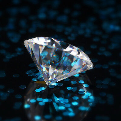 NEW Clear Glass Crystal Diamond Shape Jewel Wedding Party Table Confetti 6-100mm 6