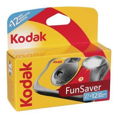 Kodak Fun Saver Disposable Single Use Camera with Flash 39 Pictures / Exposures 3