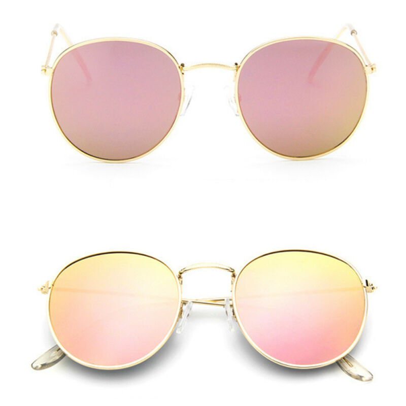 Fashion Mirrored Cat Eye Oversized Classic Retro Design Men Women Sunglasses 2