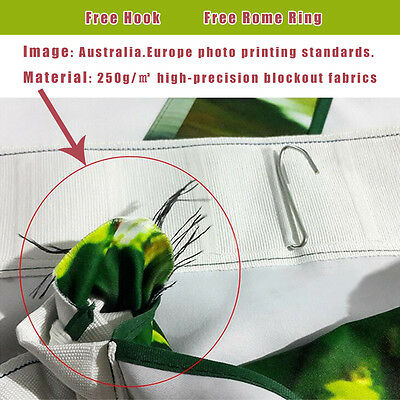 3D Pastoral Hut 62 Blockout Photo Curtain Printing Drapes Fabric Window CA Carly 5