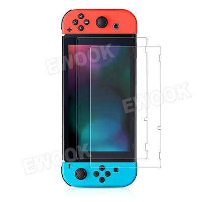 2 X EWOOK Nintendo Switch Tempered Glass Screen Protector for Nintendo Switch 2