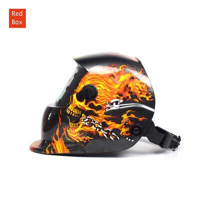 Solar Auto Darkening Welding Helmet ARC TIG Grinding Welder Shield Mask 3
