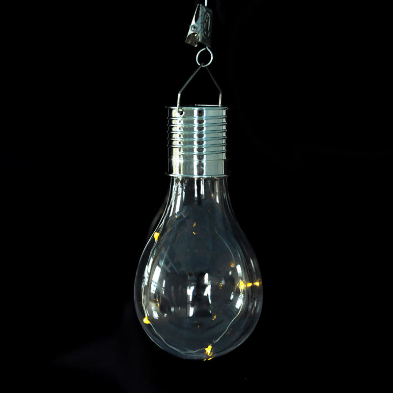 Outdoor Hanging Solar Lights Canada: WARM WHITE ROTATABLE Solar Hanging LED Light Outdoor