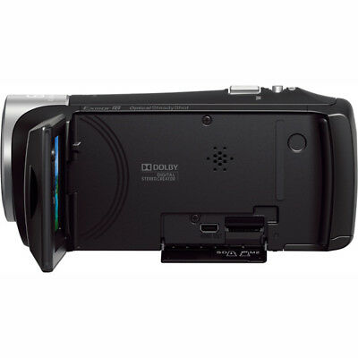 HDR-CX405/B Full HD 60p Camcorder - OPEN BOX 5