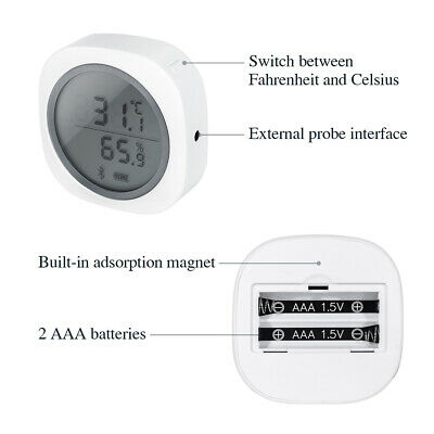 Inkbird Temperaturlogger Feuchte Datenlogger Thermometer Hygrometer APP Sonde 9